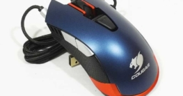 Review Cougar Gaming Mouse M550